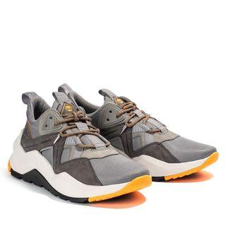 Timberland 男鞋 灰色 磨砂革 Madbury 休閒鞋 US10