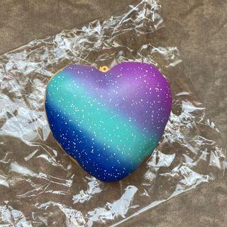 [ULTRA RARE] Creamii Candy Limited Edition Galaxy Heart Donut Squishy Licensed