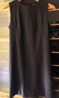 Uniqlo Black Dress