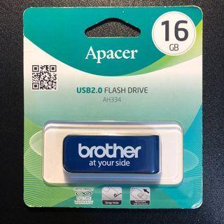 USB 全新Apacer 16g