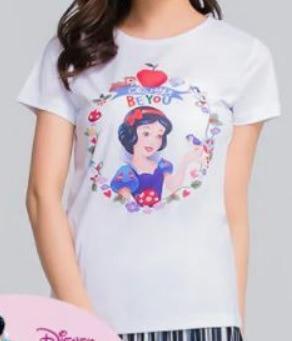WIWI 涼感衣 T恤 T-SHIRT 愛戀白雪 白雪公主 防曬 排汗衫 DISNEY迪士尼 官方正版