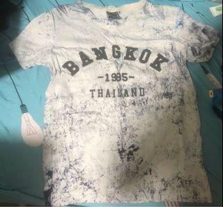 $15一件 全新女裝/男裝短袖T Shirt 上衣(泰國買)