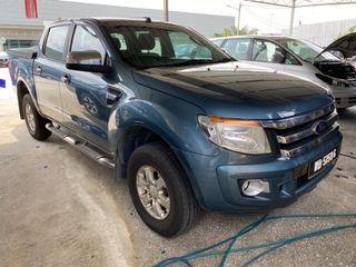 2014/2015 Ford Ranger  2.2 XLT Auto 4x4