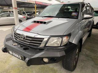 2015 Toyota Hilux  VNT 3.0 Auto 4x4