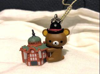 東京限定拉拉熊吊飾#防疫