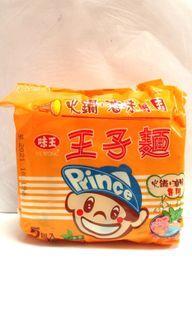 王子麵火鍋滷味專用5包入