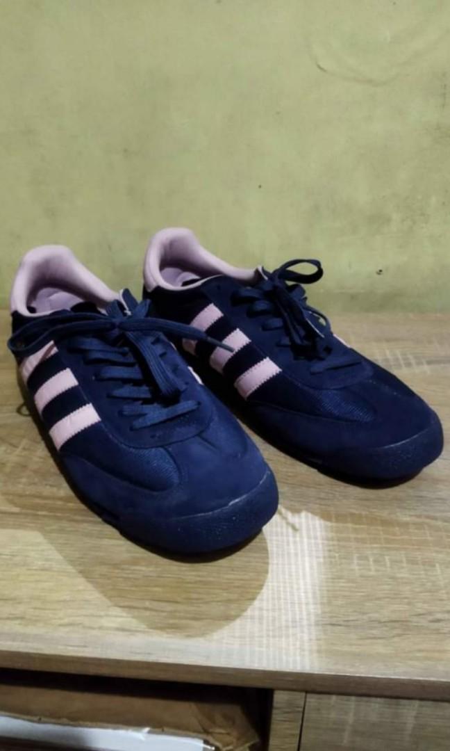 Adidas Dragon Blue Pink, Men's Fashion, Footwear, Sneakers on ...