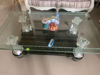 Coffee table sofa meja tamu