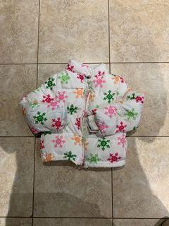 Girls Gymboree size 5/6 winter coat