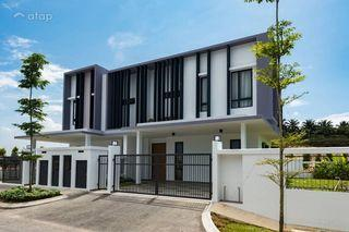 ‼️High Cashback around RM40k‼️‼️Low lnterest Freehold 2-Storey under Hoc package &0%Downpayment‼️‼️
