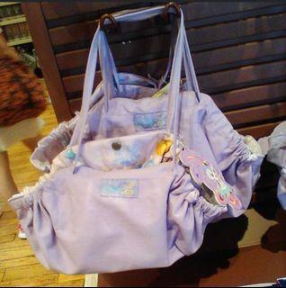 Hkdl 香港 迪士尼 2021 春季 stellalou  bag 袋