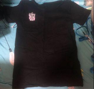 全新女裝Marie瑪麗貓短袖T Shirt 上衣(台灣買)全新.但洗過