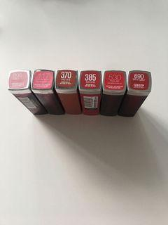 Maybelline New York Colour Sensational Lipstick