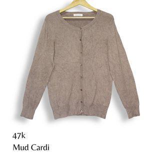 Mud Cardigan