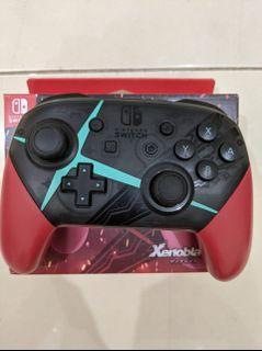 Pro controller Xenoblade Edition