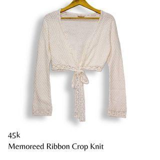 Ribbon Crop Knit