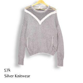 Silver Knitwear
