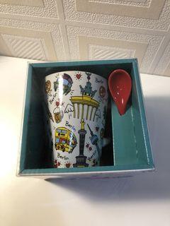 陶瓷杯組-德國柏林