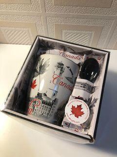 陶瓷杯組-加拿大