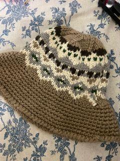 圖騰漁夫帽