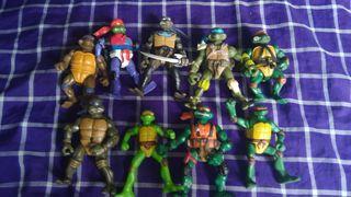Action Figure TMNT ori playmates set