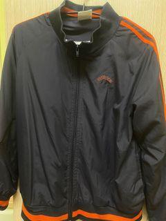 Adidas 愛迪達 微厚度風衣外套