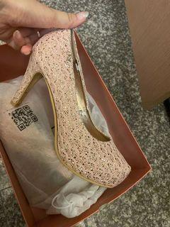 Ann跟鞋。適合伴娘系列