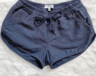Aritzia Community Navy Shorts
