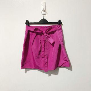 Armani Exchange Silk Skirt