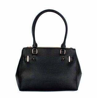 BATA BLACK SHOULDER BAG