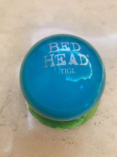 Bed Head Tigi 藍色 質感塑型膏 定型膏 髮泥 輕盈層次 42g hair gel Ice Tony & Guy