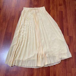 Bershka Pleated Skirt