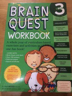 Brain Quest Grade 3