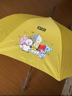 BT21 雨傘