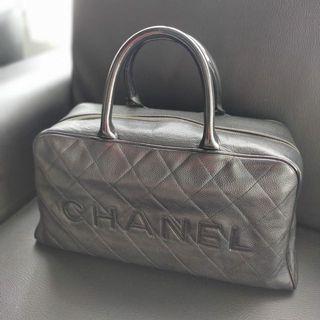 Chanel Black Caviar Bag