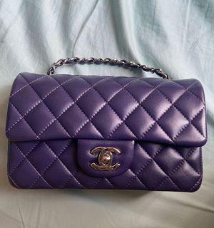 Chanel Mini Classic Flap 20cm