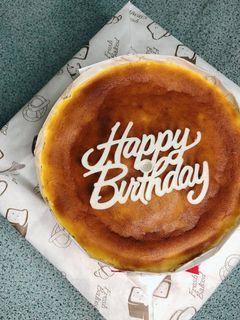 Cheesecake Baked Original Diameter 14 cm (Order H-2)