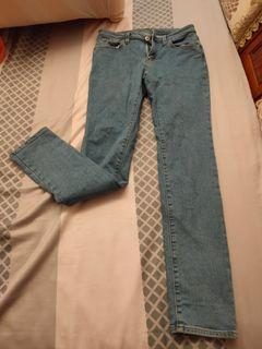 Gu牛仔褲