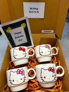Hampers Mug Hello Kitty