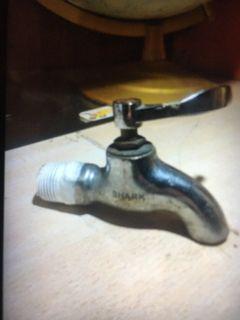 Heavy duty faucet