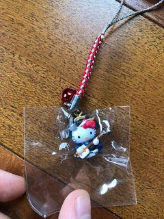 Hello Kitty - Geisha Keychain