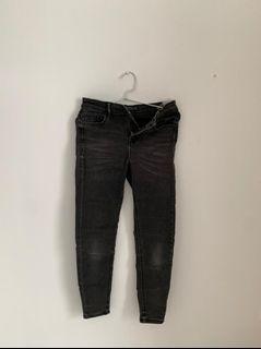 High weist jeans