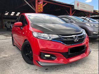 Honda jazz 1.5 v-tec