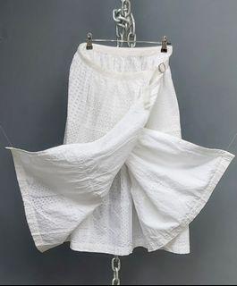 Junya Watanabe x Comme des Garcons Overlap skirt