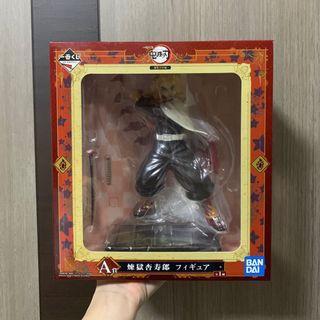 Kimetsu no Yaiba (Demon Slayer): Mugen Train Kuji Prize A - Kyojuro Rengoku