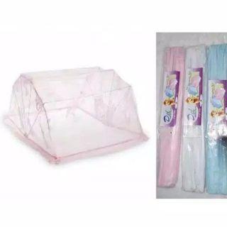 Kojong kelambu anti nyamuk bayi