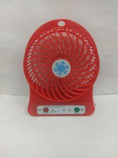 Li-ion USB battery fan 小風扇