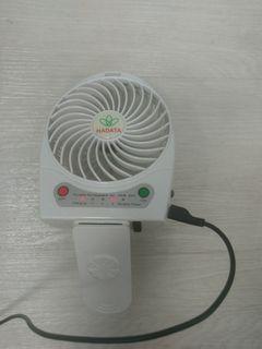 Li-ion USB BATTERY FAN 夾式小風扇