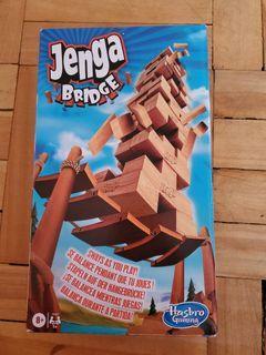 LNIB) Kids ages 8+ Jenga Bridge 1+ players
