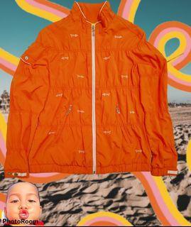 Louis Castel Orange Jacket